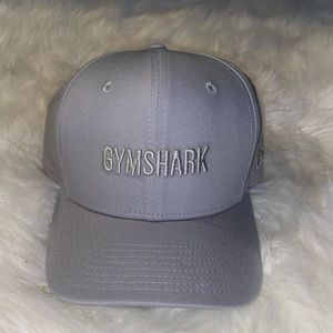 Grey Gymshark hat